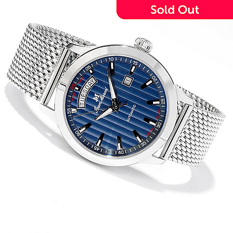 607-175 - Jean Marcel Men's Semper Limited Edition Swiss Made Automatic Watch