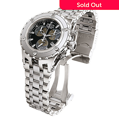 607-189 - Invicta Reserve Mid-Size Specialty Subaqua Swiss Made Quartz Chronograph Bracelet Watch