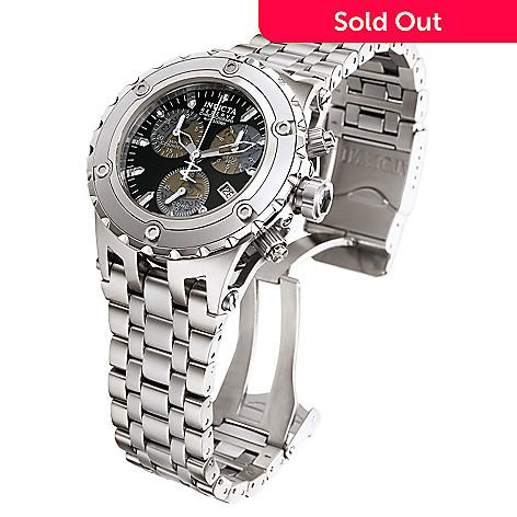 607-189 - Invicta Reserve Mid-Size Specialty Subaqua Swiss Made Quartz Chronograph Bracelet Watch