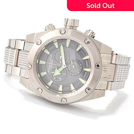 607-308 - Android Men's Divemaster Powerjet Quartz Chronograph Bracelet Watch