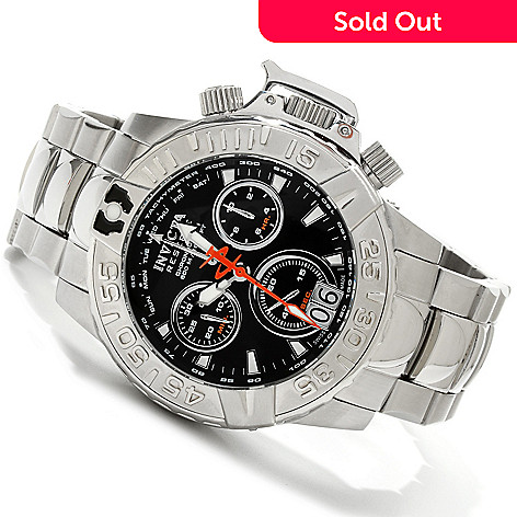 607-614 - Invicta Reserve Men's Subaqua Noma II Limited Edition Swiss Chronograph Bracelet Watch