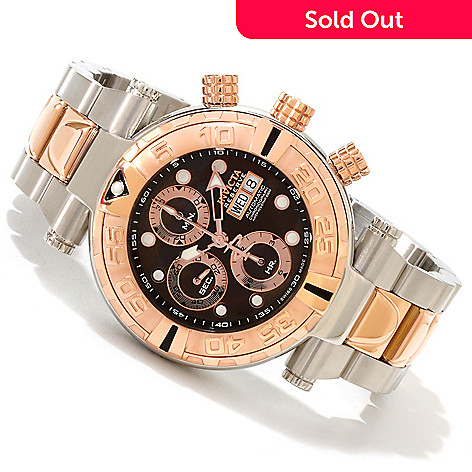607-663 - Invicta Reserve Men's Subaqua Noma I Limited Edition Valjoux 7750 Watch