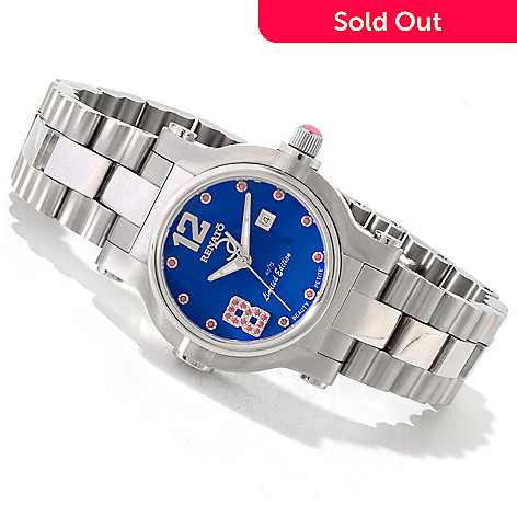 607-691 - Renato Women's Beauty Limited Edition Swiss Automatic Bracelet Watch