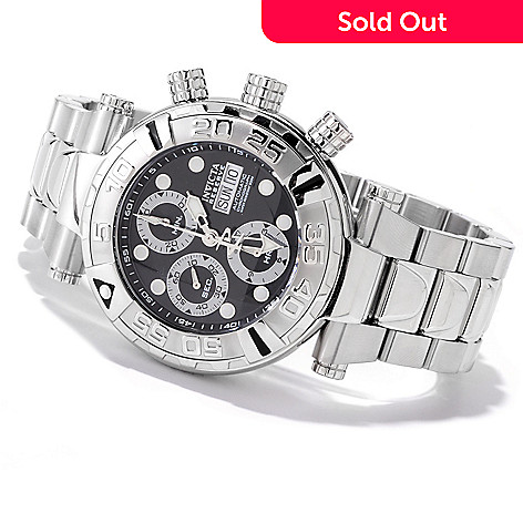 607-832 - Invicta Reserve Men's Subaqua Noma I Limited Edition Valjoux 7750 Watch