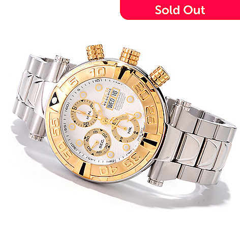 607-834 - Invicta Reserve 47mm Subaqua Noma I Limited Edition Valjoux 7750 Watch