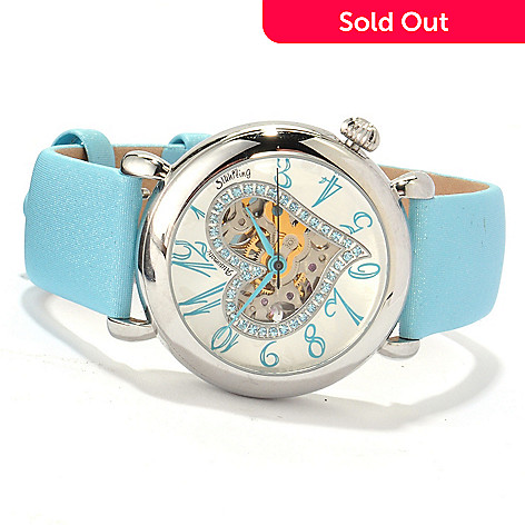 615-813 - Stührling Original Women's Aphrodite Delight Interchangeable Watch Set