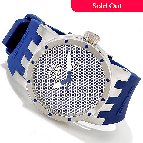 616-319 - Invicta Men's DNA Stainless Steel Silicone Strap Watch