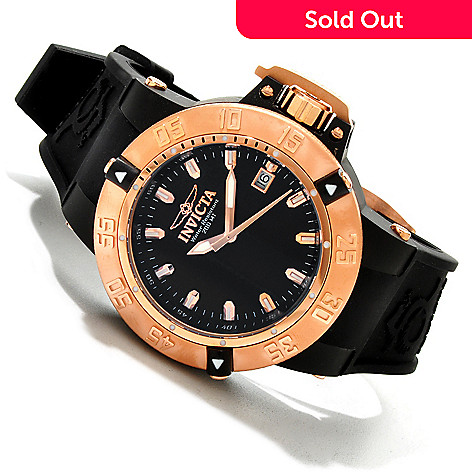 617-170 - Invicta Women's Subaqua Noma III Anatomic Quartz Silicone Strap Watch