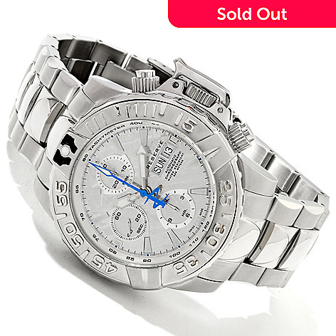 617-266 - Invicta Reserve Men's Swiss Made Subaqua Noma II Limited Edition Meteorite Dial Bracelet Watch