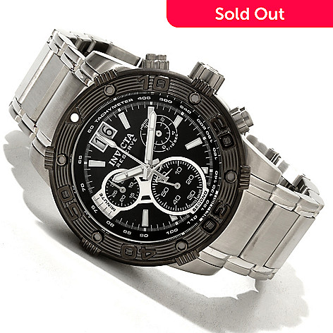 617-293 - Invicta Reserve Men's Ocean Speedway Swiss Quartz Chronograph Stainless Steel Bracelet Watch