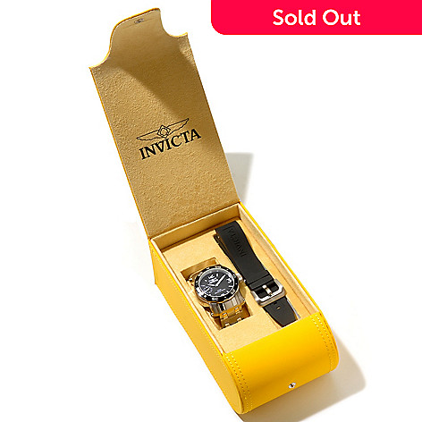 617-382 - Invicta Men's Pro Diver Scuba Mechanical Interchangeable Stainless Steel Bracelet Watch