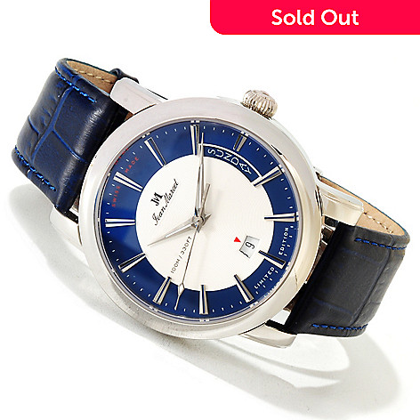 617-466 - Jean Marcel  Men's Clarus Limited Edition Swiss Made Automatic Watch