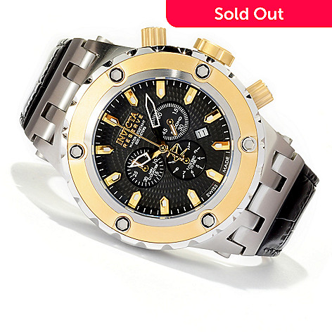 617-511 - Invicta Reserve Men's Specialty Subaqua Swiss Made Quartz Chronograph Strap Watch