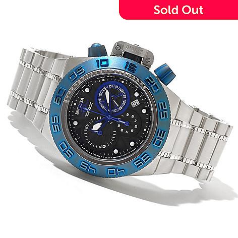 618-249 - Invicta Mid-Size Sport Subaqua Noma IV Quartz Chronograph Stainless Steel Bracelet Watch