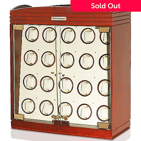 618-275 - Steinhausen Armada 20 Watch Winder
