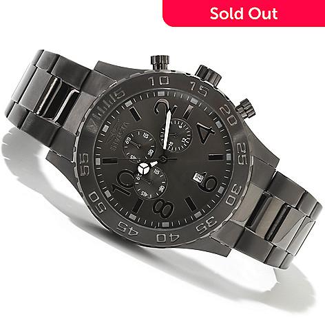 618-449 - Invicta Men's Ocean Sport Specialty Quartz Chronograph Stainless Steel Bracelet Watch