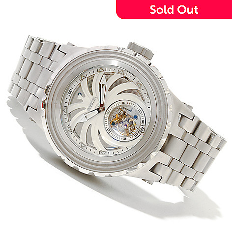 618-463 - Invicta Reserve Men's Specialty Spider Tourbillon Limited Edition Mechanical Watch