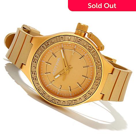 618-487 - Activa Women's Diver-Style Quartz Polyurethane Strap Watch