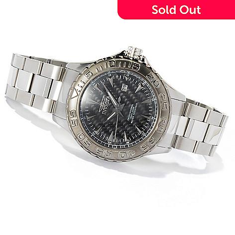 618-661 - Invicta 47mm Pro Diver Ocean Ghost Quartz Stainless Steel Bracelet Watch w/ Eight-Slot Dive Case