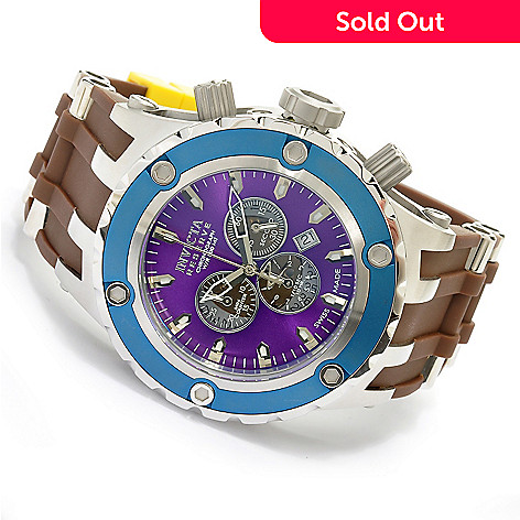 618-789 - Invicta Reserve Men's Specialty Subaqua ''Puppy Edition'' Swiss Made Quartz Polyurethane Strap Watch