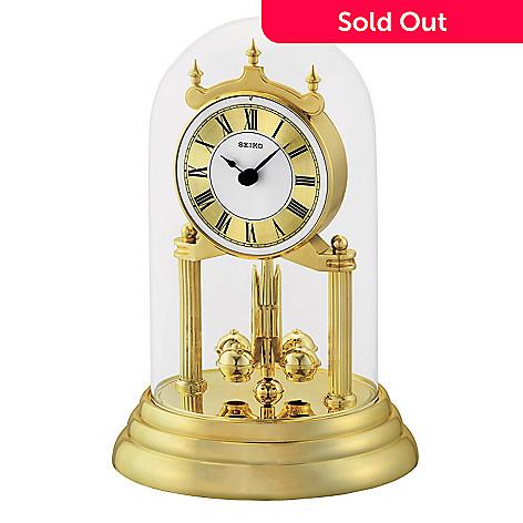 619-019 - Seiko Anniversary Rotating Pendulum Clock