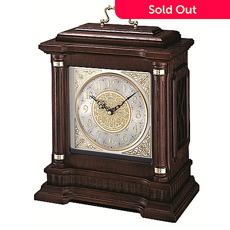 619-092 - Seiko Grand Chime Carriage Mantel Clock