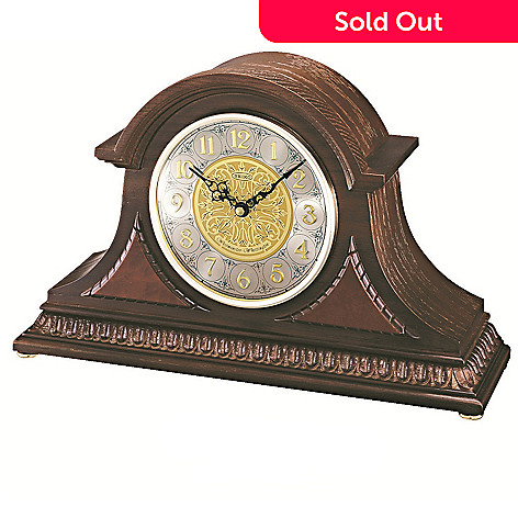 619-098 - Seiko Ornamental Dial Mantel Clock