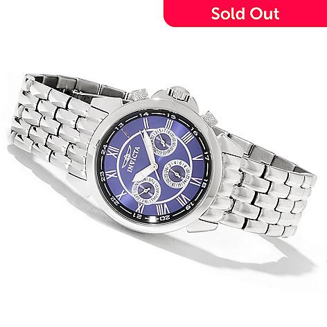 619-112 - Invicta 38mm Specialty Diver Sport Quartz Stainless Steel Bracelet Watch