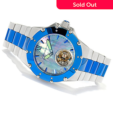 619-366 - Android Men's Divemaster Enforcer 45 Limited Edition Automatic Tourbillon Bracelet Watch