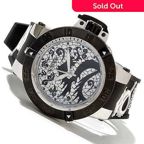 619-482 - Invicta Men's Subaqua Noma III Quartz Stainless Steel Silicone Strap Watch