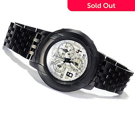 619-630 - RSW Men's Volante Swiss Made Quartz Chronograph Stainless Steel Bracelet Watch