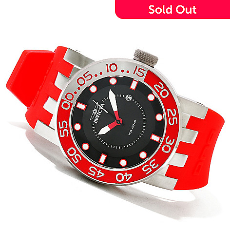 620-014 - Invicta Men's DNA Diver Quartz Stainless Steel Silicone Strap Watch