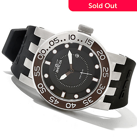620-061 - Invicta Men's DNA Diver Quartz Stainless Steel Silicone Strap Watch