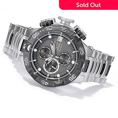 620-076 - Invicta Men's Subaqua Noma V Limited Edition A07 Valgranges Chronograph Bracelet Watch