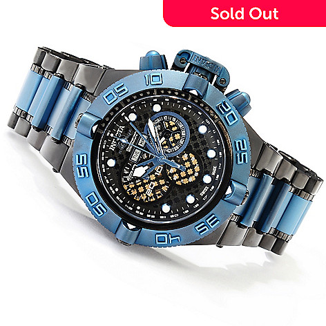 620-188 - Invicta Men's Subaqua Noma IV Swiss Made Quartz Chronograph Stainless Steel Bracelet Watch