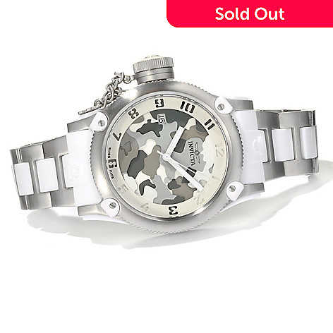 620-322 - Invicta Women's Russian Diver Swiss Made Quartz Bracelet Watch