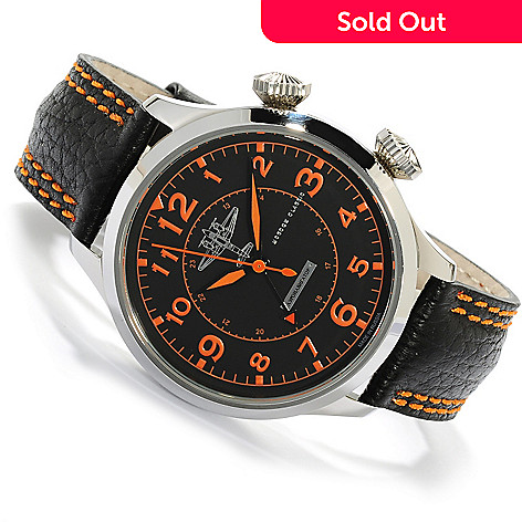 620-355 - Moscow Classic Aeronavigator Limited Edition Mechanical Leather Strap Watch