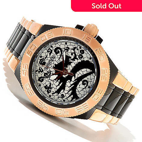 620-409 - Invicta Men's Subaqua Sport Dynasty Dragon Quartz Bracelet Watch