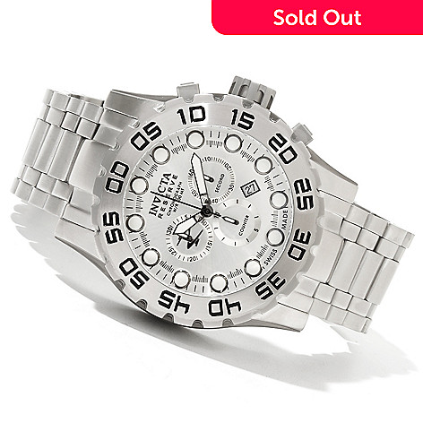620-746 - Invicta Reserve Men's Leviathan Evolution Swiss Made Quartz Chronograph Bracelet Watch
