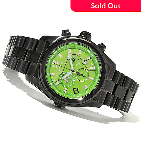 621-169 - Renato 48mm T-Rex Generation III Swiss Quartz Chronograph Bracelet Watch
