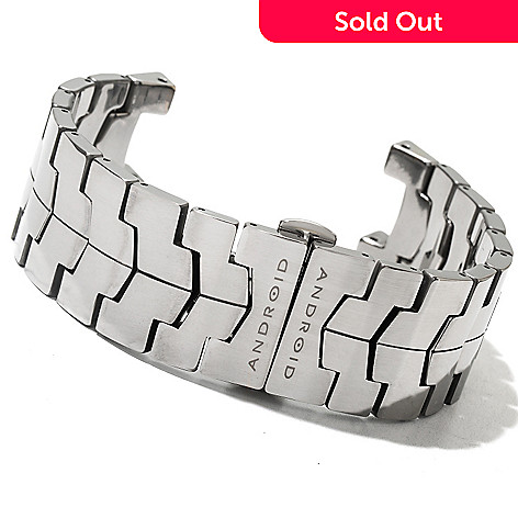 621-194 - Android 7.5'' Interchangeable Tungsten Bracelet