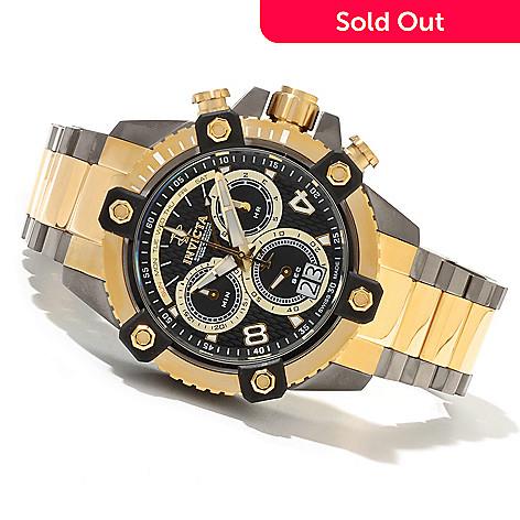 621-398 - Invicta Reserve Men's Arsenal Swiss Made Quartz Chronograph Bracelet Watch