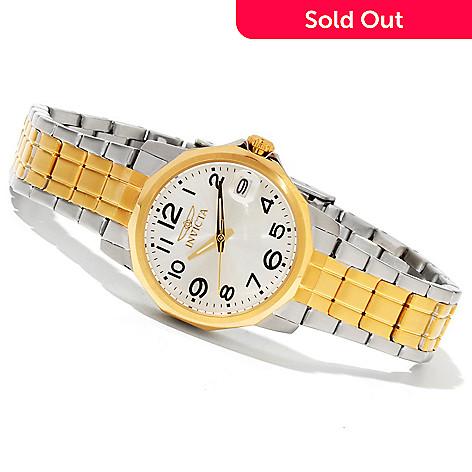 621-582 - Invicta Women's Specialty Quartz Stainless Steel Bracelet Watch
