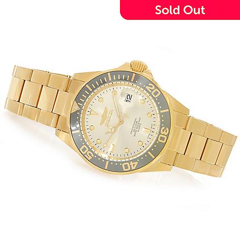 621-827 - Invicta Pro Diver Quartz Stainless Steel Bracelet Watch