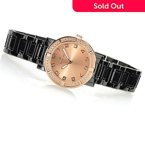 621-829 - Invicta Ceramics Women's Classique Quartz Bracelet Watch