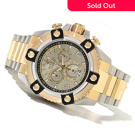 622-045 - Invicta Reserve Men's Grand Arsenal Swiss Quartz Chronograph Bracelet Watch