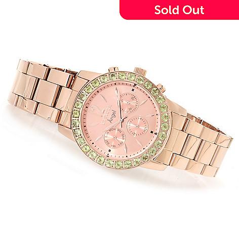 622-186 - Invicta Women's Angel Gemstone Limited Edition Stainless Steel Bracelet Watch