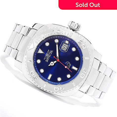622-345 - Invicta 48mm Australian Pro Diver Automatic Bracelet Watch