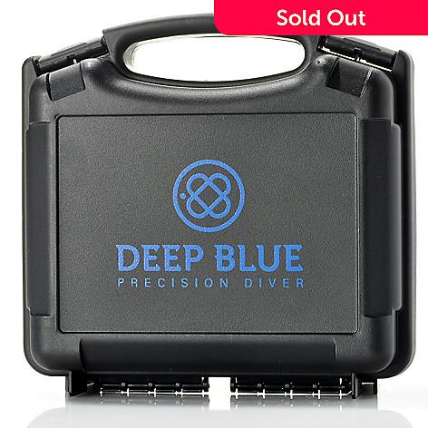 622-568 - Deep Blue Four-Slot Watch Case