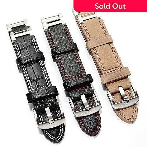 622-671 - Android Intercross Set of Three Leather Straps